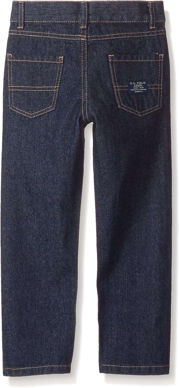 U.S T-Shirt and Pant Set P50635M1 Polo Assn Boys Short Sleeve