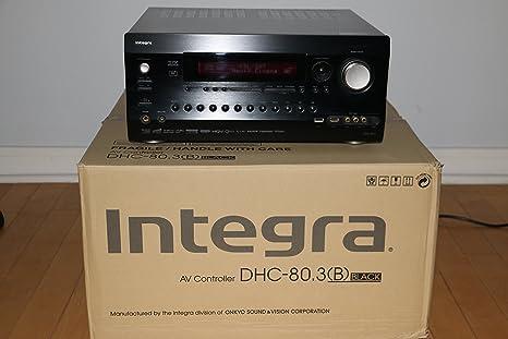 Integra DHC-80.3 A/V Receiver Treiber Windows 10