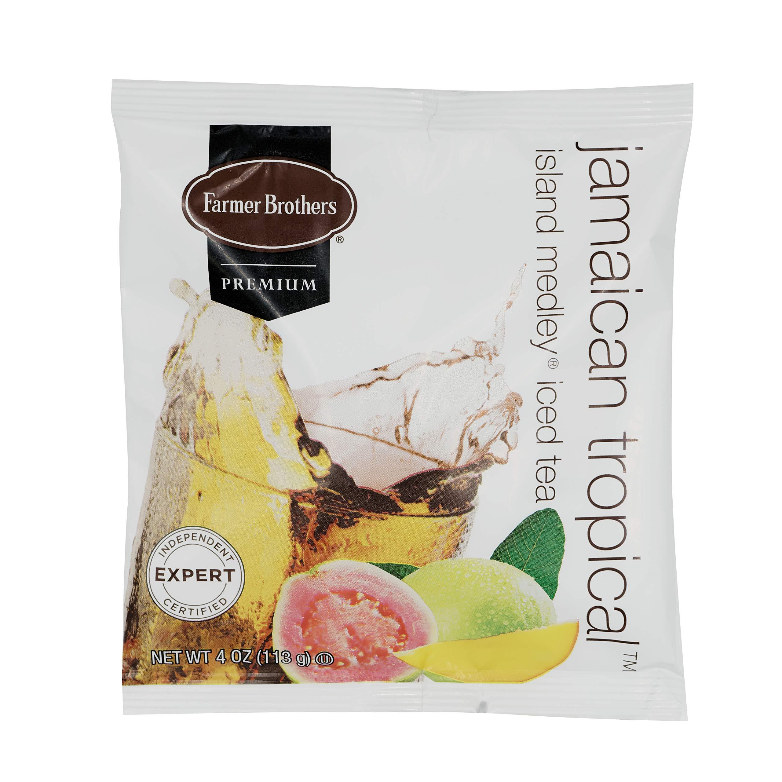 Farmer Brothers Island Medley Jamaican Tropical Iced Tea (24 Count) by Farmer Brothers