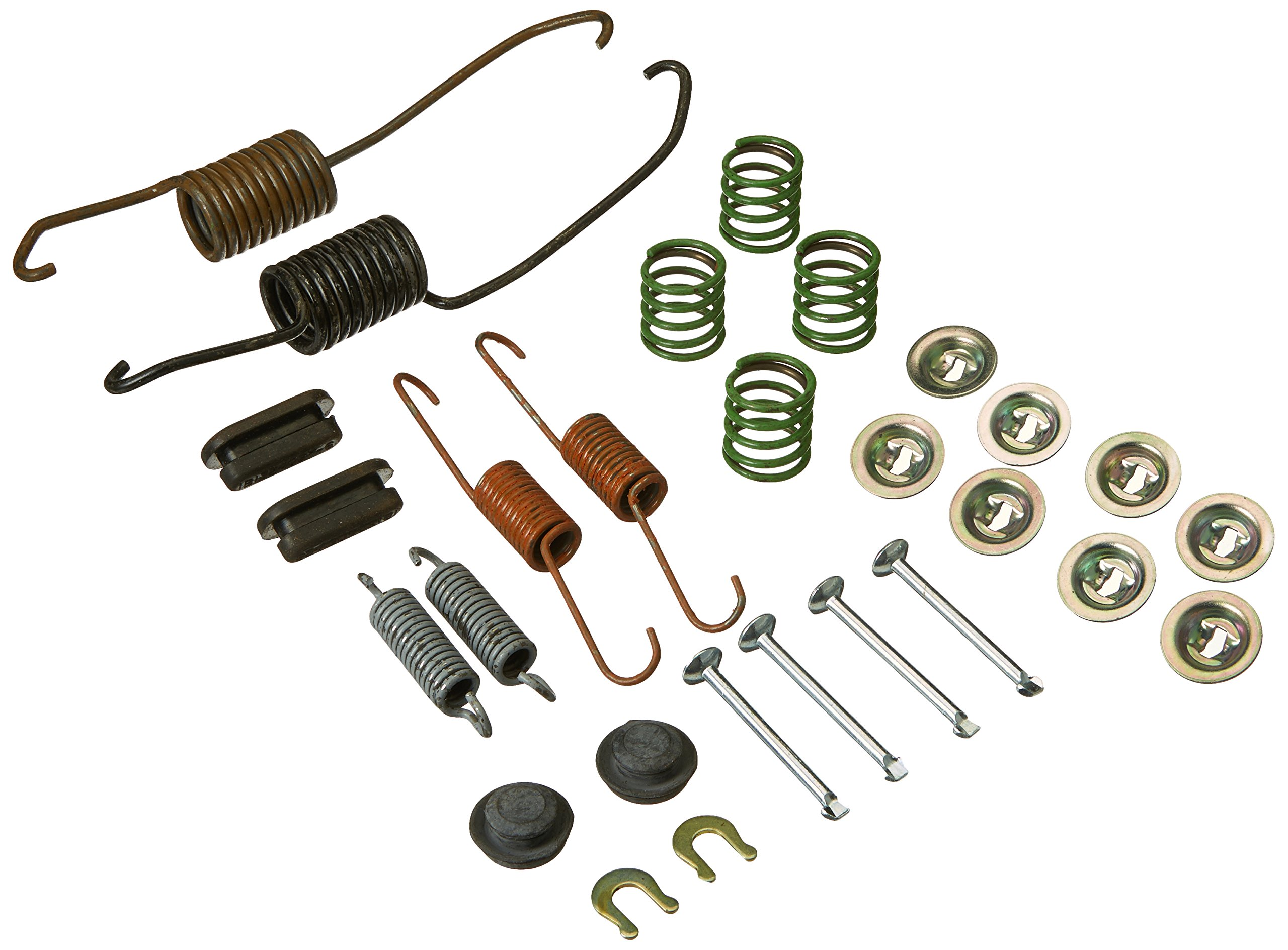 Wagner H17518 Drum Brake Hardware Kit, Rear