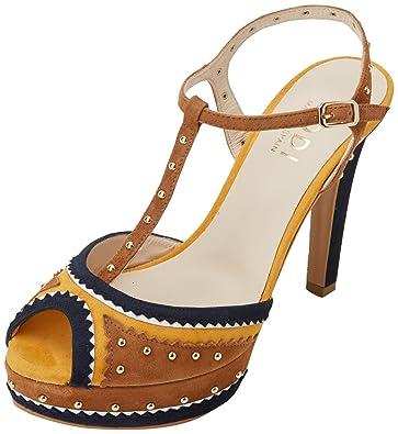 Lodi Women's Tineo Platform Sandals Cheap Top Quality Vpwu96cm