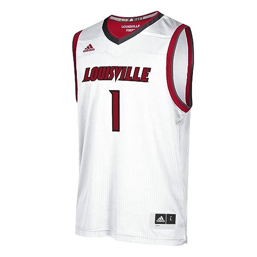 NCAA Louisville Cardinals Mens Replica Basketball Jerseyreplica Basketball  Jersey b36431344
