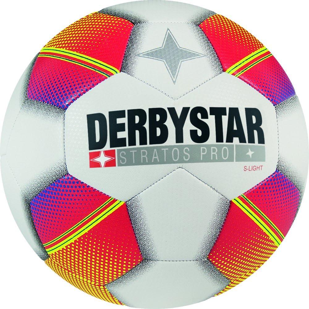 Derbystar Kinder Stratos Pro S-Light Fussball: Amazon.de: Sport & Freizeit -
