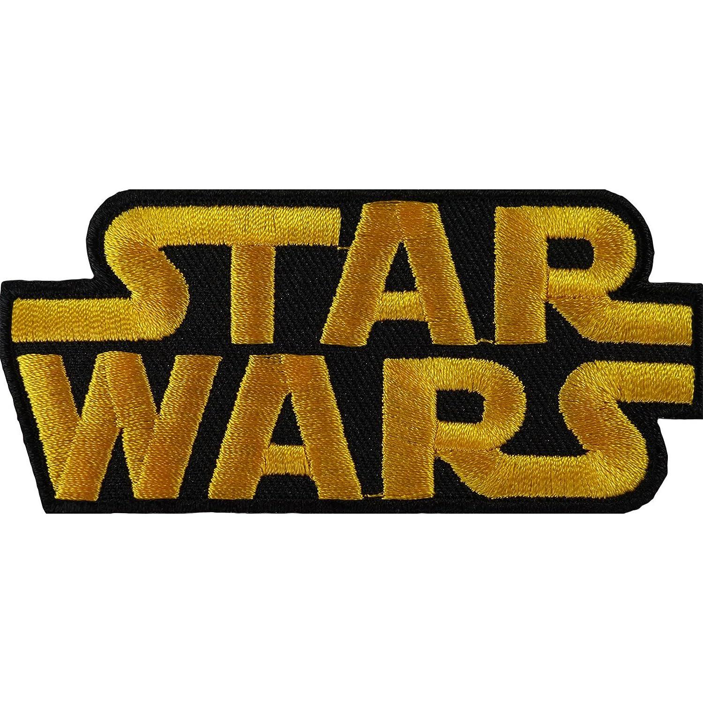 Parche bordado de Star Wars para coser o planchar en la ropa