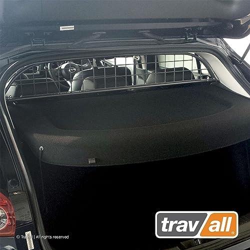 Travall Guard Compatible with Mazda3 4 Door Hatchback 2013-2018 TDG1456 – Rattle-Free Steel Vehicle Specific Pet Barrier
