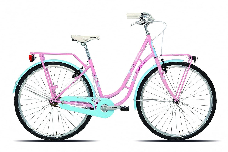 28 pulgadas Legnano fenicot Tero Mujer Holland bicicleta Single ...