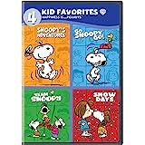 4 Kid Favorites: Happiness is…Peanuts (TM) (DVD)