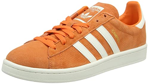 buy popular 77566 c69ec adidas Campus, Sneaker Uomo, Rosso (Trace Orange S18 Off White Chalkwhite