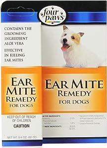 Four Paws Ear Mite Remedy