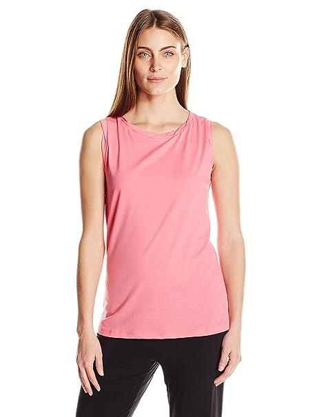 Jockey Para mujer camiseta sin mangas Parte superior de pijama - Rosado -
