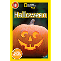 National Geographic Kids Readers: Halloween (National Geographic Kids Readers)