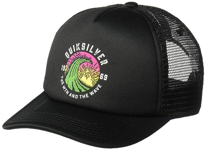 3ad8144434e33 Amazon.com  Quiksilver Little Mini Whiner BOY Trucker HAT