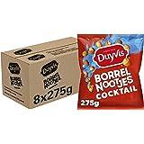 Duyvis Borrelnootjes Cocktail, Doos 8 stuks x 275 g