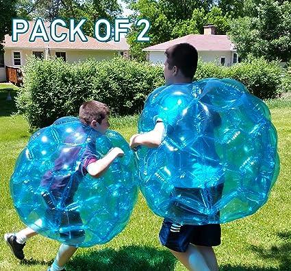 Amazon.com: Paquete de 2 burbujas inflables para fú ...