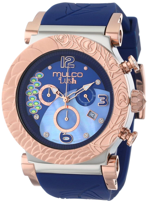 MULCO Unisex MW5-2388-043 Chronograph Analog Watch