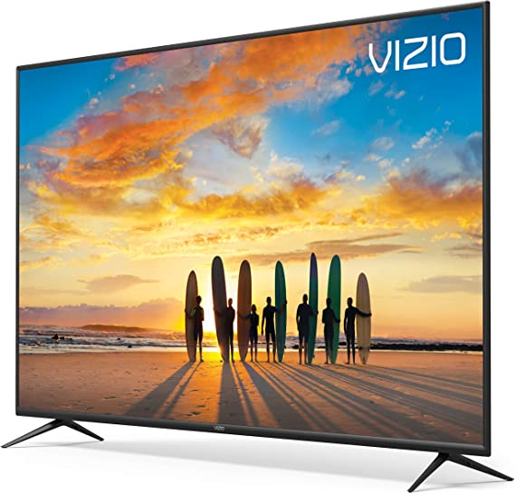 VIZIO V V655-G9 64.5 Smart LED LCD TV – 4K UHDTV – Negro – Full Array LED Retroiluminación – Google Assis: Amazon.es: Electrónica