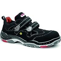 ELTEN 72121-42_1 Zapatos de Seguridad, Negro (Schwarz 1)