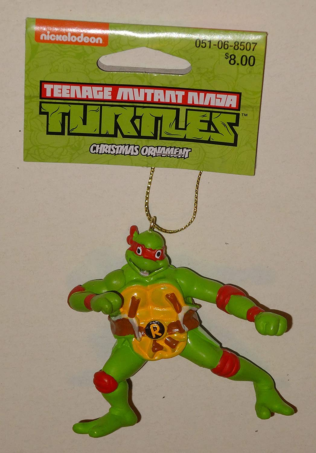 Ornament Raphael Teenage Mutant Ninja Turtles 2018 Kurt Adler Christmas