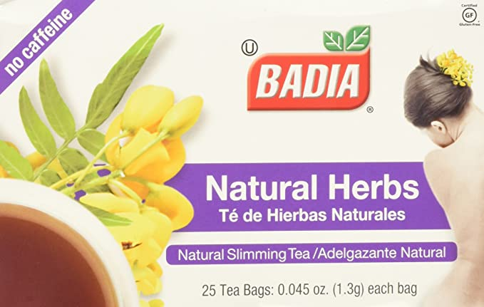 badia slimming tea weight loss