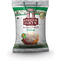 India Gate Basmati Rice Dubar, 5 Kg