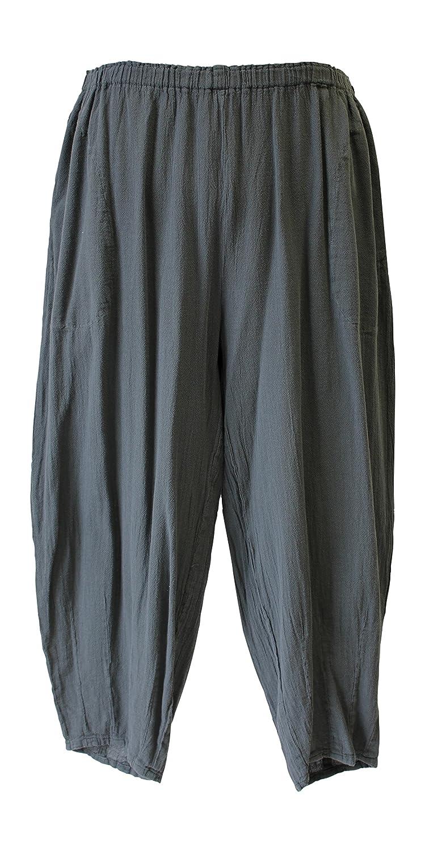 Oh My Gauze Women's Dart Tapered Crop Pant