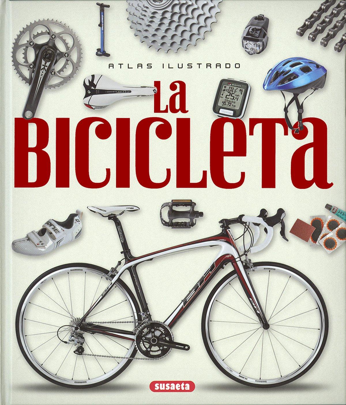 Atlas ilustrado de la bicicleta: Amazon.es: Susaeta Ediciones S A: Libros