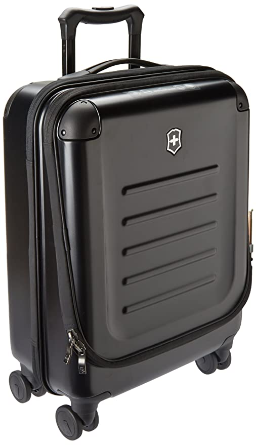 002a792da Victorinox Spectra 2.0 Dual-Access Global Carry-On, Black, One Size:  Amazon.ca: Luggage & Bags
