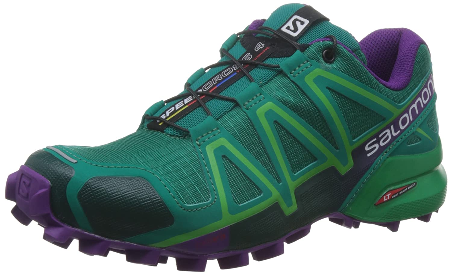 [サロモン] トレイルランニングシューズ X/Passion SPEEDCROSS US 4 W B017SR3YVE Green Veridian Green/Athletic Green X/Passion Purple 6.5 B(M) US 6.5 B(M) US|Veridian Green/Athletic Green X/Passion Purple, アツタク:61c5c549 --- gselfie.in