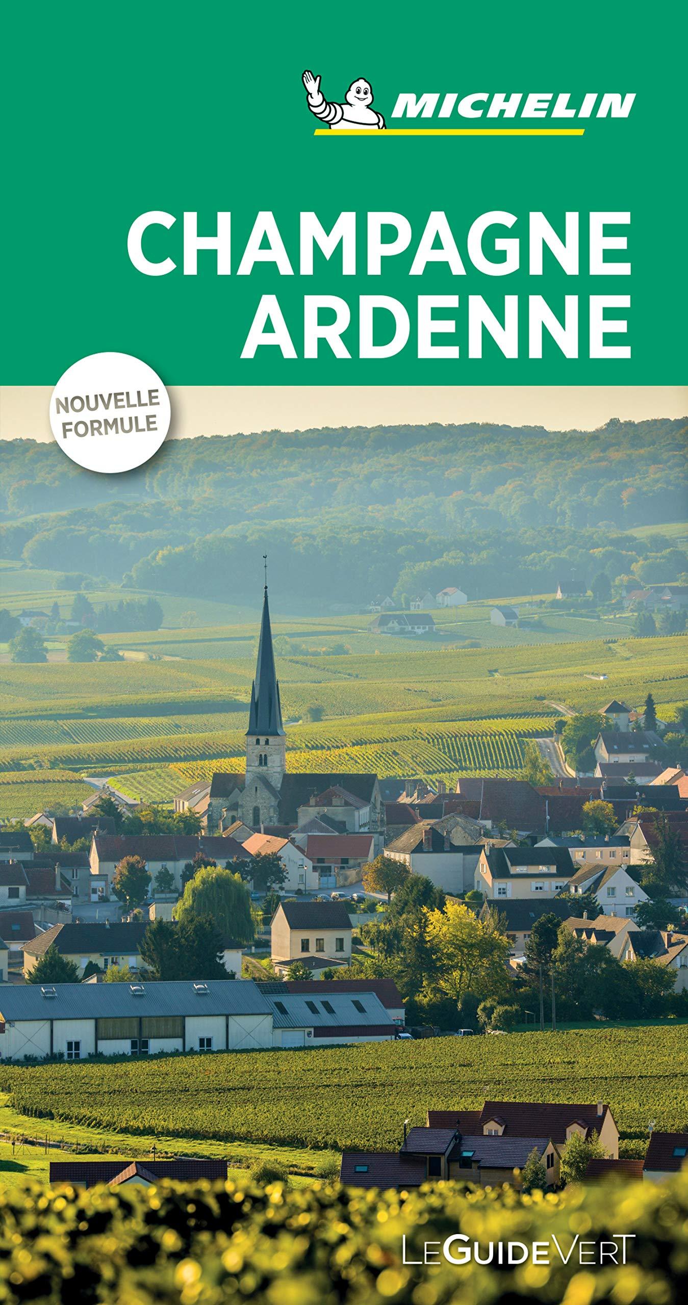 Champagne Ardenne Le Guide Vert La Guía Verde Michelin: Amazon.es: MICHELIN: Libros en idiomas extranjeros