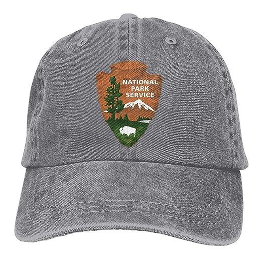 ce22c2557b0 Great Smoky Mountains National Park Unisex Denim Baseball Cap ...