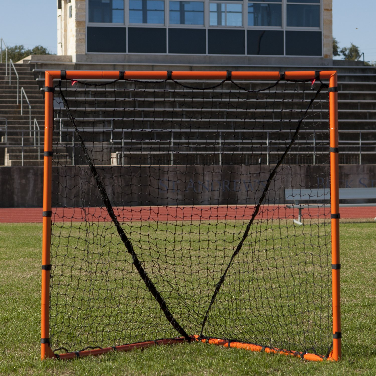 amazon com champion sports backyard lacrosse goal 6x6 boys