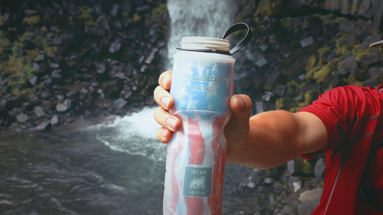 24oz Polar Bottle Insulated Water Bottle