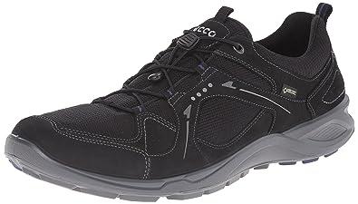 Ecco Terracruise II Schwarz, Damen EU 40 - Farbe Black-Black Damen Black - Black, Größe 40 - Schwarz