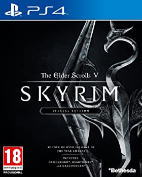The Elder Scrolls V: Skyrim Special Edition + Steelbook [PS4]