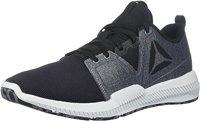 Reebok Men s HYDRORUSH TR Sneaker Black Alloy Skull Grey 6.5 ... f5cd76e03