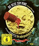 Die Reise zum Mond & Die außergewöhnliche Reise  (OmU) [Blu-ray]