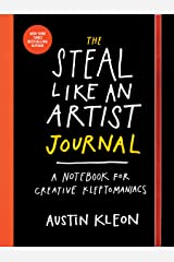 The Steal Like An Artist Logbook (Journal) Diary