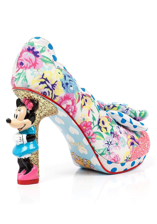 Irregular Größe Choice Disney Sherbet Ice Cream Minnie Character Heels Größe Irregular 6.5 d8e69b