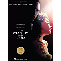 The Phantom of the Opera Songbook: Includes Material from the Blockbuster Movie book cover