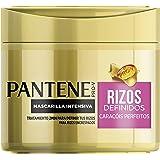 Pantene Rizos Definidos Mascarilla, Hidrata para Conseguir unos Rizos Sedosos y Definidos - 300 ml