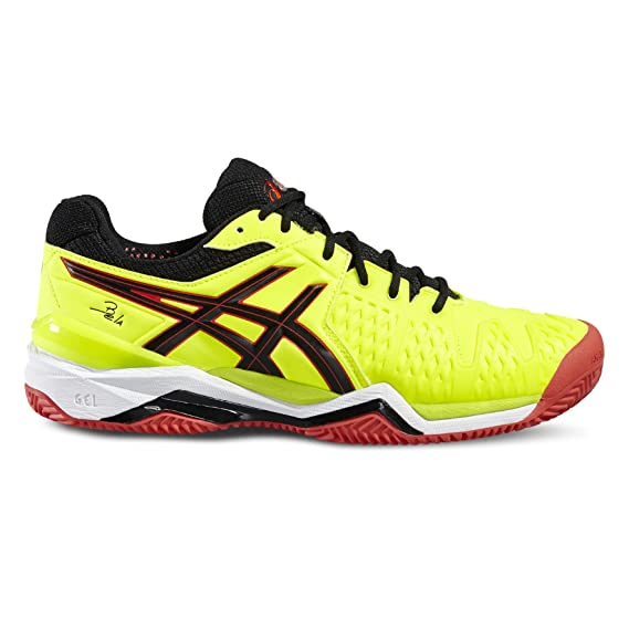 Asics Tenis Gel-Bela 6 Sg Yellow / Black 47: Amazon.es ...