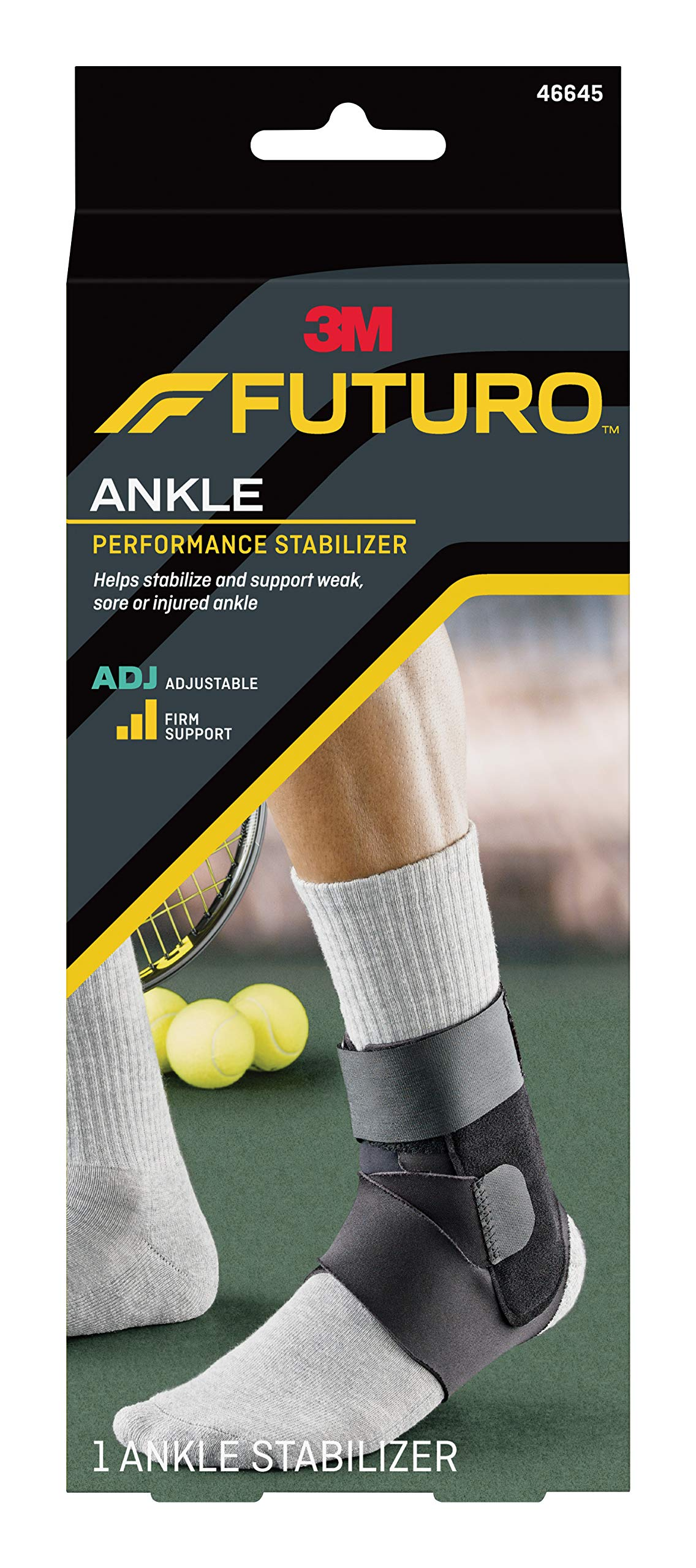 Amazon Com Ace Brand Sport Deluxe Ankle Stabilizer