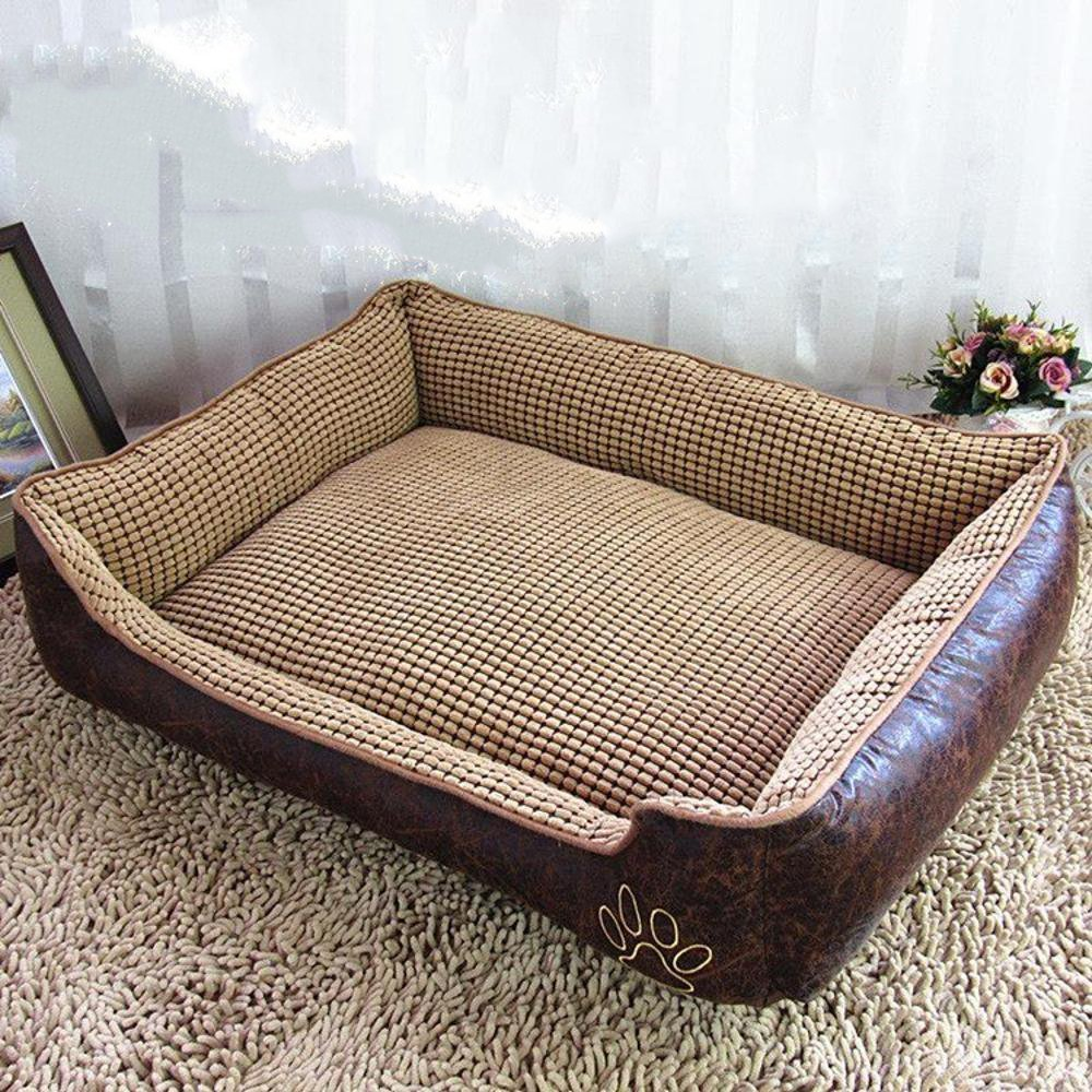 705522cm Lozse Pet Beds Washable pet Kennel Large Dog mat for Dogs and Cats Sleeping Cushion