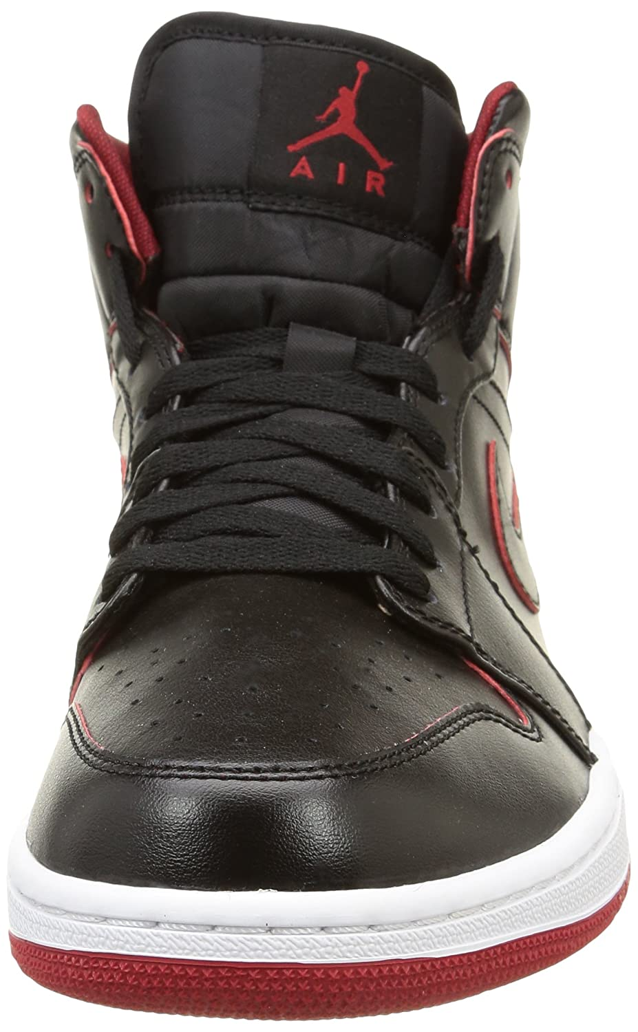 Nike Jordan Men's Air Jordan 1 Mid Basketball Shoe: Amazon.ca: Shoes &  Handbags