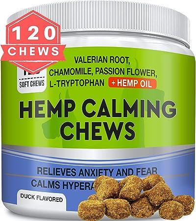 GOODGROWLIES Calming Hemp Treats