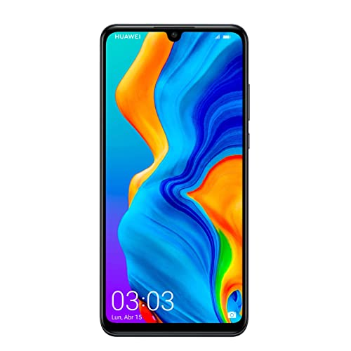 Huawei P30 Lite Smartphone de 6 15 WiFi Kirin 710 RAM de 4 GB memoria de 128 GB cámara de 48 2 8 MP Android 9 Negro