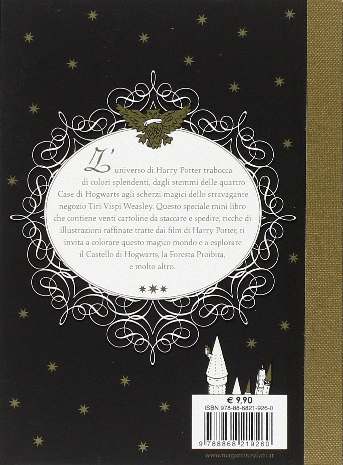 Amazon It Harry Potter Mini Colouring Book Ediz Illustrata