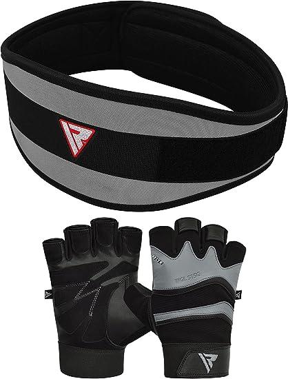 RDX Weight Lifting Neoprene Gym Belt Back Support Training Fitness Exercise Bodybuilding