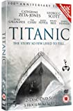 Titanic (3D Lenticular Sleeve) & Memorabilia 100th Year Anniversary Edition [DVD]
