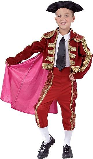 Desconocido Disfraz de torero para niño: Amazon.es: Juguetes ...